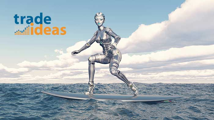 """Trade Ideas Podcast Episode 31, """"Hang Ten with Holly"""" — August 11, 2017"""