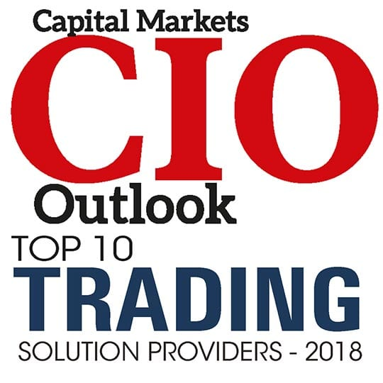 Capital Markets: CIO Outlook – Top 10 Trading Solutions Providers – 2018